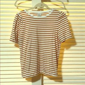 A New Day! T-shirt with puffy short sleeves